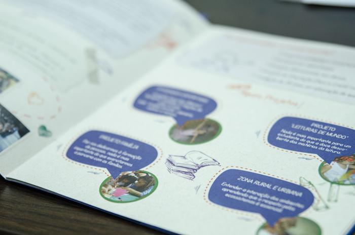 Folder Educação Infantil Buffo Design Goiânia