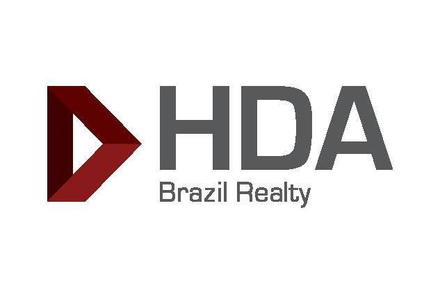 HDA Imóveis Buffo Design Identidade Visual Goiânia