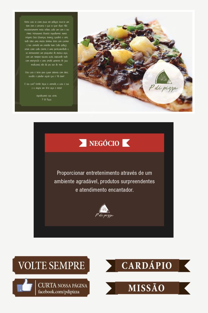 PdiPizza Buffo Design Goiânia Identidade Visual