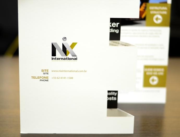 Nix Folder Buffo Design Goiânia