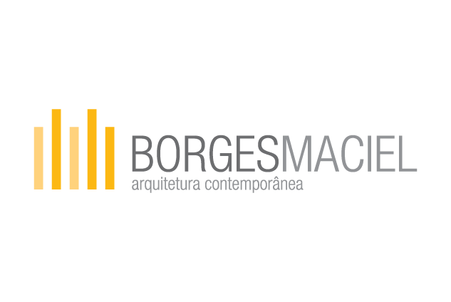 Logo Borges Maciel Buffo Design ID Goiânia